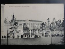 c1905 - Spain: MADRID - Ministerio De La Guerra