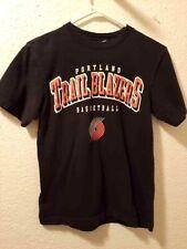 Portland Trailblazers Basketball Youth L (10-12) T-Shirt-Free Shipping! ��