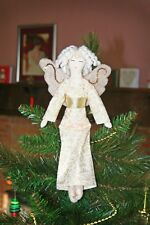 Amazing Craft Sewing Symphony Angel Doll Kit Christmas Angel Fairy Tree Topper