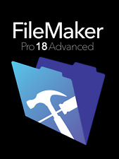 FileMaker Pro Advanced 18 Lifetime License key Full version Fast Delivery For Wi