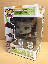 Funko Pop! TMNT Casey Jones SPECIALITA 'SERIE #394 Figura in vinile * NUOVA * gli altri