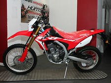NEW 2017 Model Honda CRF250L with ABS. In Stock Now. £4,649 On The Road