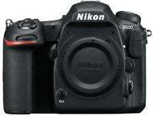 Nikon D500 20,9 MP Cámara Digital Réflex - Negra (Sólo Cuerpo)