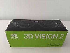 *NVIDIA 3D VISION 2 WIRELESS GLASSES BOXED-MIB*