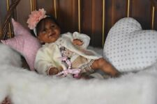 Reborn doll ethnic baby sunny **reborn sweet chocolates**