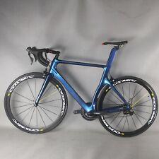 2021 NEW Aero Road bike carbon fiber bicycle R7000 Groupset complete bike TT-X2