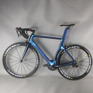 2021 NEW Aero Road bike carbon fiber bicycle R7000 Groupset complete bike TT-X2