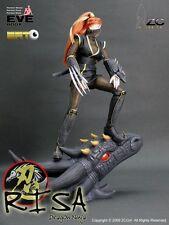 ZC Girl RISA, Dragon Ninja.