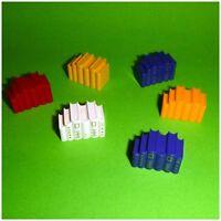 Playmobil - Buch Bücher Bücherstapel - 2 Stück - Farbe wählbar