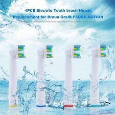 4PCS Pro-Health Clean Electric Tooth Brush Heads Replacement For Braun OralB