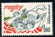stamp / TIMBRE FRANCE NEUF N° 2236 ** SPORT RUGBY