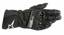 Alpinestars GP Plus R V2 Black Leather Motorbike/Motorcycle Race Gloves