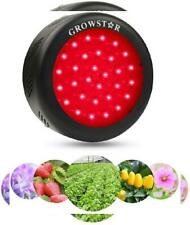 Growstar UFO 150W All Deep Red LED Grow Light,660nm Full UFO-150R