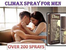 5 X Men's Climax Delay Spray Premature Ejaculation For Extra Pleasure