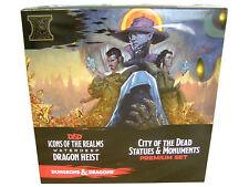 D&D Dungeons&Dragons Miniatures Set 9: Waterdeep Dragon Heist City of the Dead