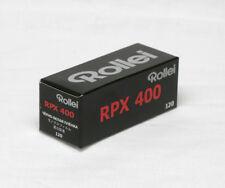 Rollei RPX400 120mm Film