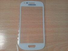 Cristal de Pantalla Tactil Blanca para Samsung Galaxy S3 Mini SIII I8190