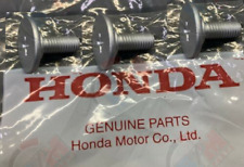 Genuine Lower Cover BOLT 90105-TBA-A00 PACK OF 3 for HONDA Civic / Type-R / CR-V