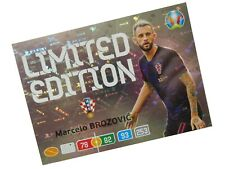 PANINI ADRENALYN XL EURO 2020 LIMITED EDITION MARCELO BROZOVIC