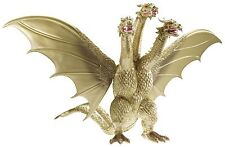 Bandai Godzilla Movie Monster EX Series King Ghidorah Dragon Kaiju VinyI