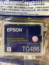 T0482 Ink Cartridge for Epson Stylus Photo RX620 RX600 RX500 R340 R320