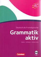 Grammatik aktiv A1-B1. NUEVO. Envío URGENTE. LIBRO DE TEXTO (IMOSVER)