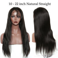Top 360 Lace Frontal Malaysian Remy Human Hair Full Lace Wig Glueless Curly Wavy