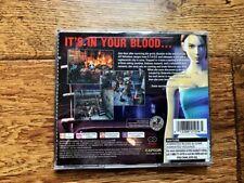 Resident Evil 3 Nemesis (PlayStation 1 PS1, 1999) COMPLETE BLACK LABEL Tested!