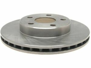 For 1985 Buick Somerset Regal Brake Rotor Front AC Delco 52347MR Silver -- New
