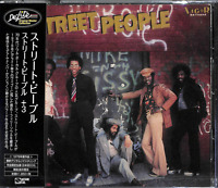 STREET PEOPLE-STREET PEOPLE +3-JAPAN CD BONUS TRACK D86