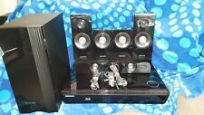 Samsung HT-BD1250 5.1 Channel Home Theater System !!!No Remote!!!