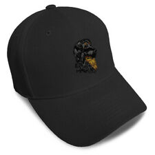 Dad Hats for Men Hovawart Dog Breed Embroidery Women Baseball Caps Strap Closure