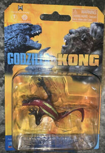 Playmates Godzilla VS Kong Mini Figure Skull Crawler FREE SHIPPING