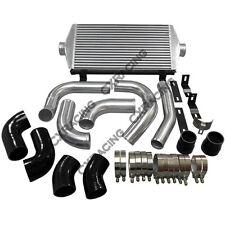 CXRacing Intercooler Al Piping Kit For 2011+ Jeep Grand Cherokee WK2 Turbo Black
