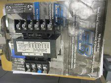 Square D 9070T100D50, .100 KVA 208-600x120 Volt Control Transformer- T1181