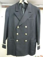 WWII Era US Navy Officers Dress Uniform-Coat, Pants, Suspenders by Finchley
