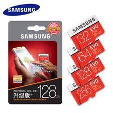 Samsung EVO Plus Micro SD Card 32GB  64gb 128gb  SDHC SDXC EVO+ Class 10