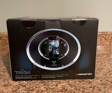 Monster Tron Light Disk Audio Speaker Dock 30-pin in Box!