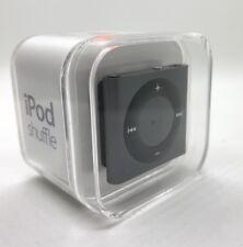 Apple iPod shuffle 4. Generation Graphit Grau (2GB) (aktuellstes Modell) NEU NEW