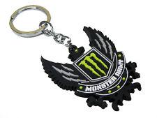Rubber Keychain Key Chain Motocross Dirt Bike Honda CRF XR ATV QUAD