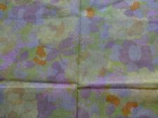 NEUF1,50x0,90vintage  tissu voilage a créer ,couleurs douces
