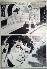 TERROR n.12  pagina 96  -  Tavola originale