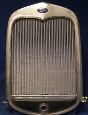1930 1931 MODEL A  aluminum radiator with  ford v-8  motor