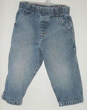 OSHKOSH B'GOSH Boys Size 18 Months Blue Denim Jeans