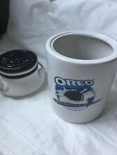Vintage Milk Jug Oreo cookie cookie jar # 31342