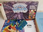 Doctor Who Board Game (Tom Baker) Strawberry Fayre by Denys Fisher 1975