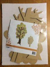 Kaisercraft Beyond The Page Kit, Acorn Tree, Scrapbooking, Craft.