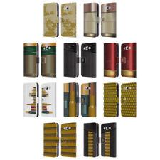 Fundas metálicos Head Case Designs para teléfonos móviles y PDAs