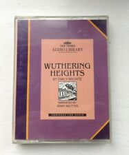 Wuthering Heights narrated by Jenny Agutter - Double Cassette