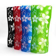 2Pcs Fashion Reusable Folding Vases Home Decoration Plastic Foldable Flower Vase